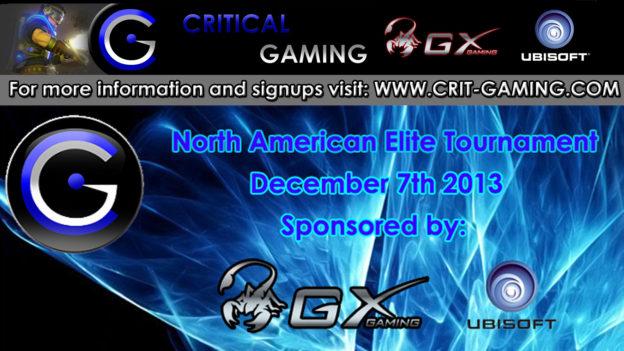 Critical Gaming ShootMania Tournament